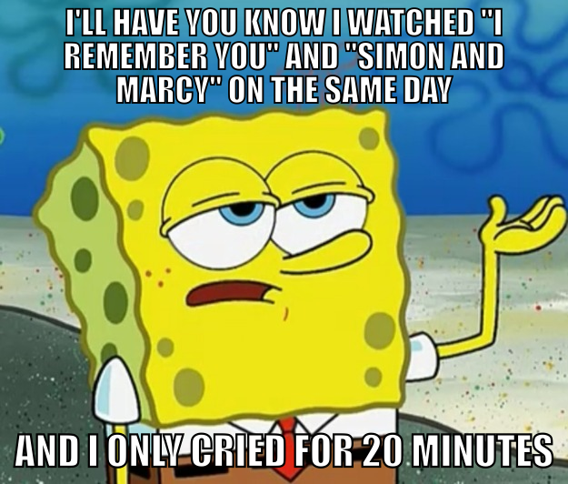 """Spongebob on """"I Remember You"""" and """"Simon & Marcy"""""""
