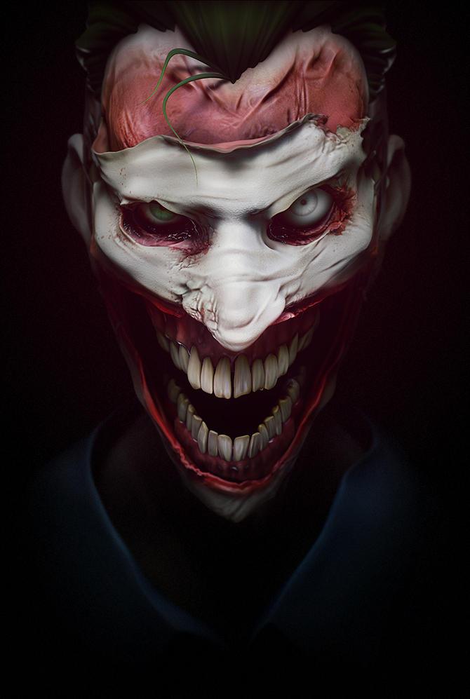 The Joker by K4ll0