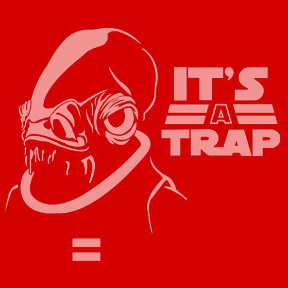gay marriage trap