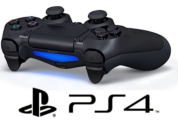 Official PS4 Controller