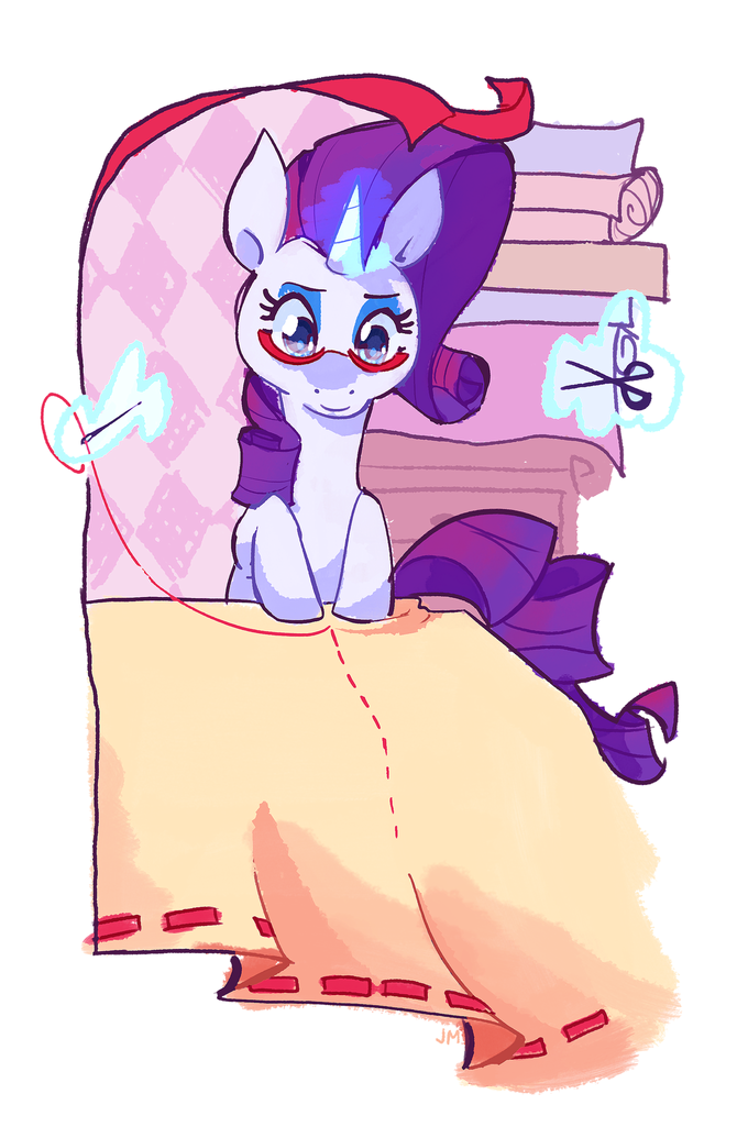 Rarity Sewing