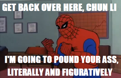 Spidey Wants!