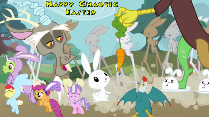Happy Chaotic Easter
