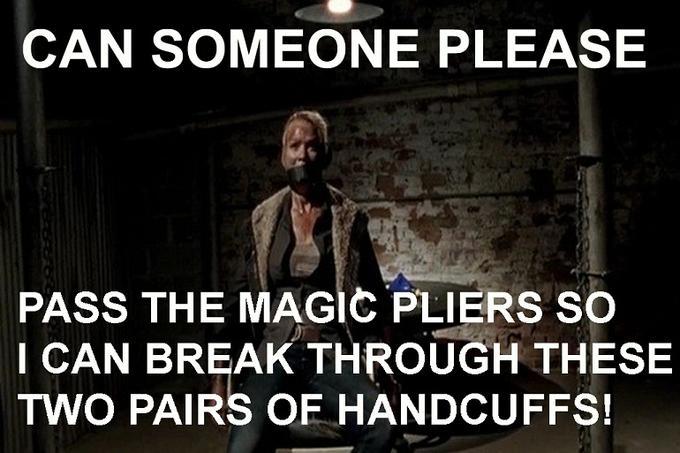 Magic Pliers