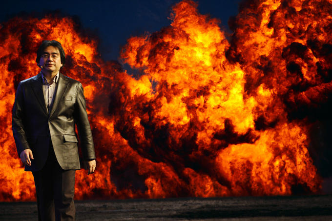 Iwata Drops the Bomb