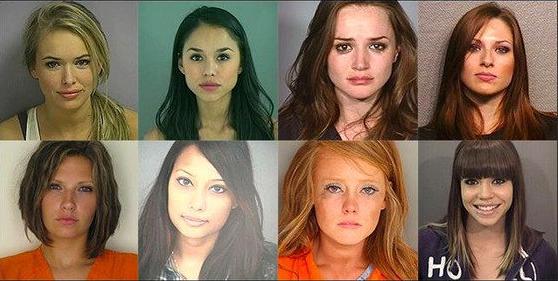 Attractive convicts