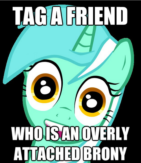overly attached brony