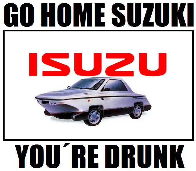 Go Home Suzuki
