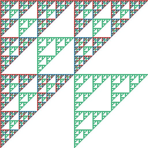 Color: Mod 4