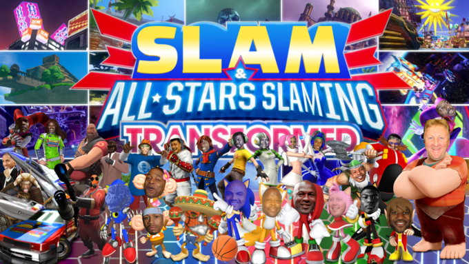 Slam & All-Stars Slaming Transformed