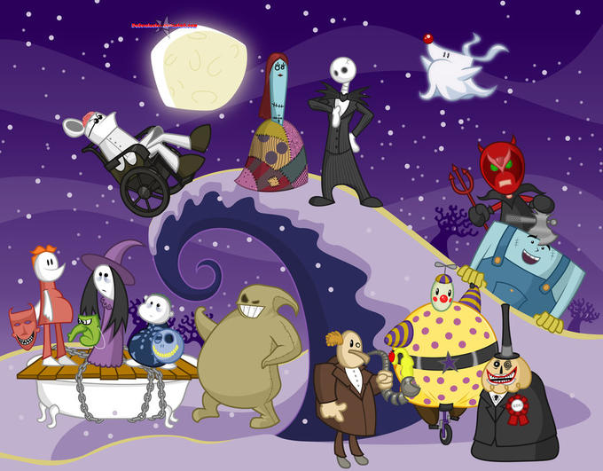 Homestarrunner.com and The Nightmare Before Decemberween