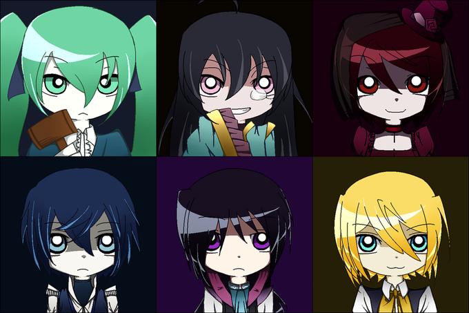 Vocaloids PSG