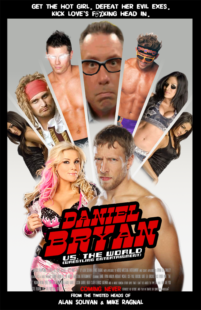 Daniel Bryan Vs. The World