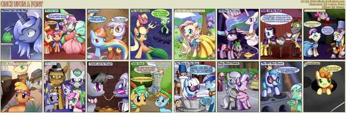 Once upon a Pony