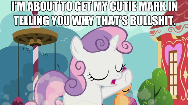 Sweetie Belle Let Me Tell You