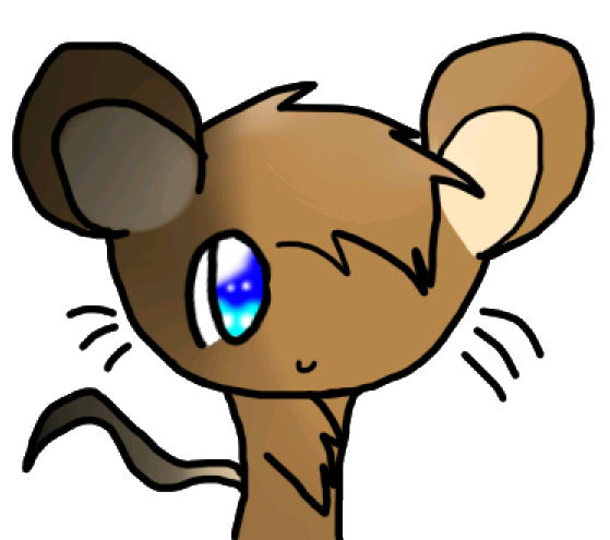 Some mouse drawing i made