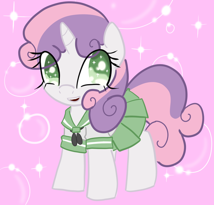 Kawaii Sweetie Belle