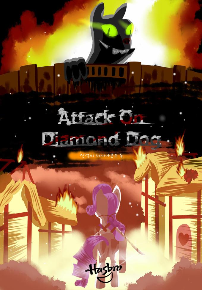 Attack On Diamond Dog