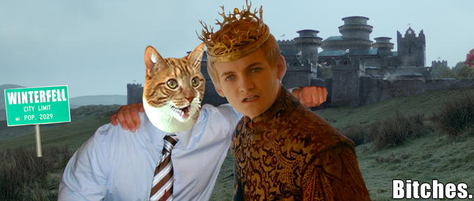 Mylo and Joffrey