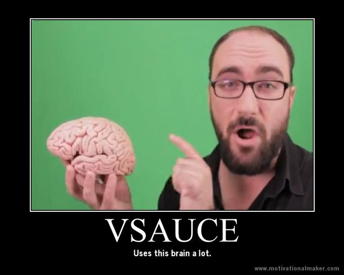 Vsauce Brain