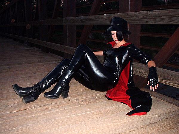 Cybersix cosplay