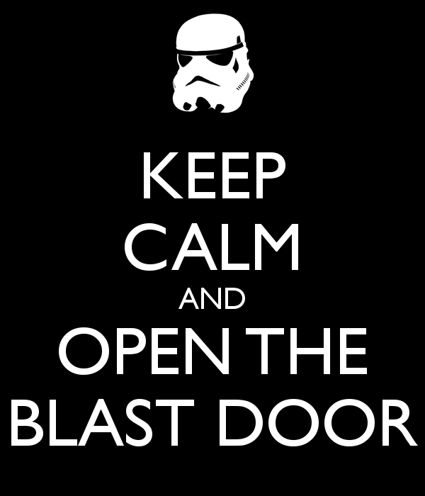 For Storm Troopers