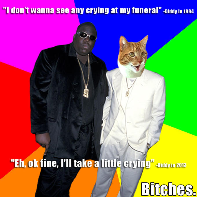 Cry for Diddy