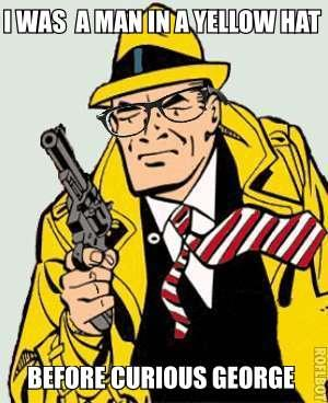 Hipster Dick Tracy