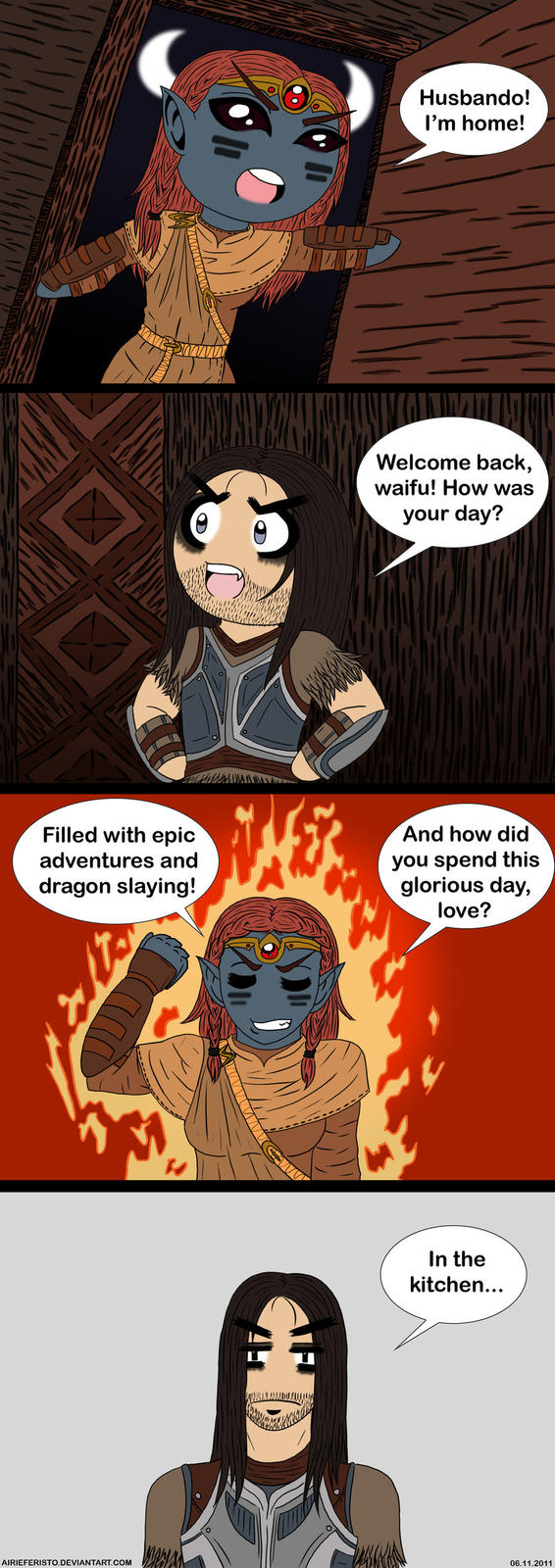 Skyrim Gender Roles