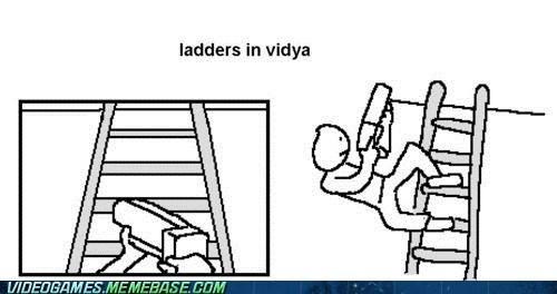 Ladders In Vidya