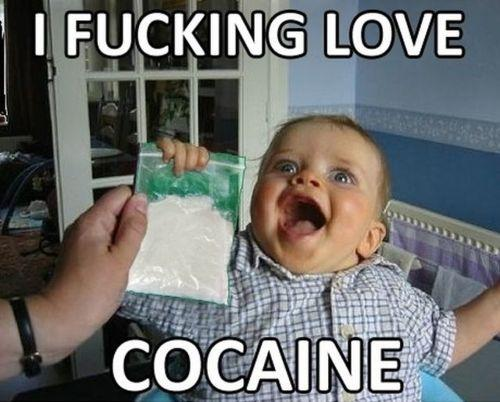 419 baby addicted to cocaine cocaine bear know your meme
