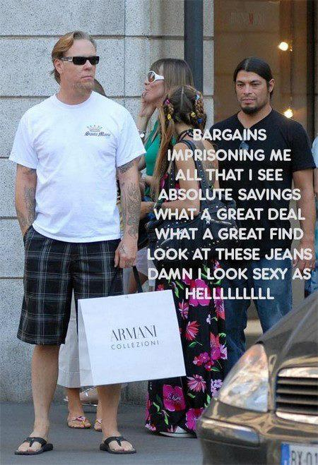 Bargains imprisoning me