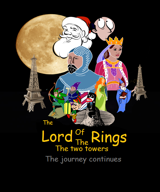 Lord of the clipart