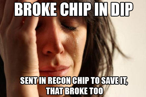 Chips Down!