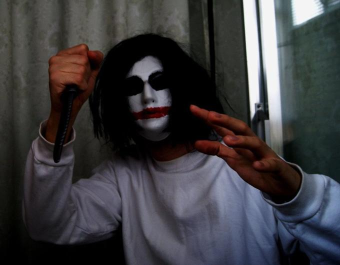 Jeff The Killer Mask