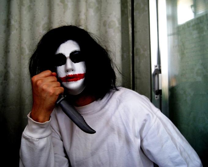 Jeff The Killer Mask 03