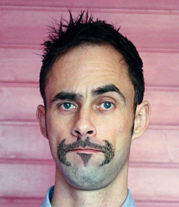 badman moustache