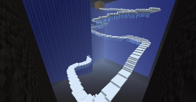Mario 64: Cool Cool Mountain Slide