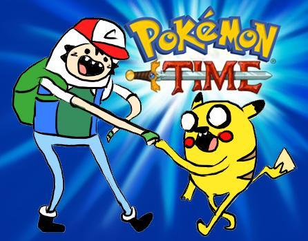 pokemon time!