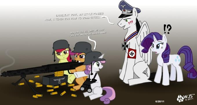 MLP Soldiers My Little Pony Art Fads Know Your Meme
