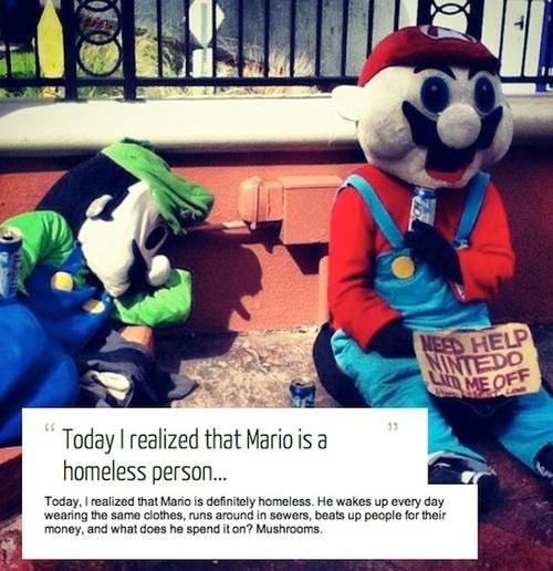 The Truth About Super Mario