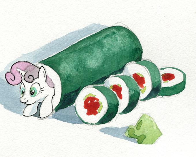 Sushi Belle
