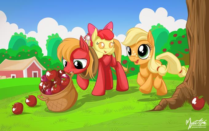 Apple Fillies