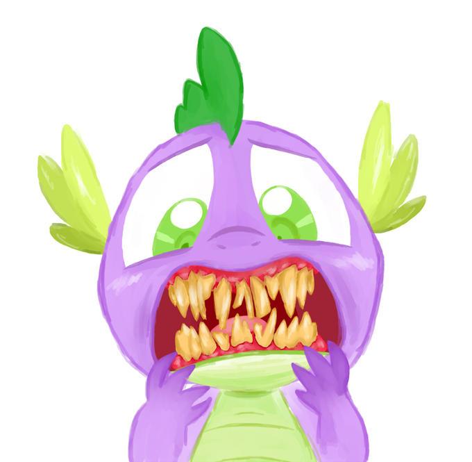 Spike's Teeth