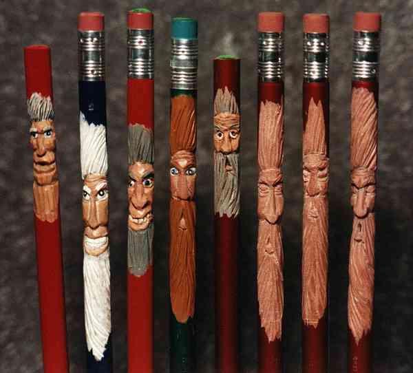 Image pencil carving art know your meme