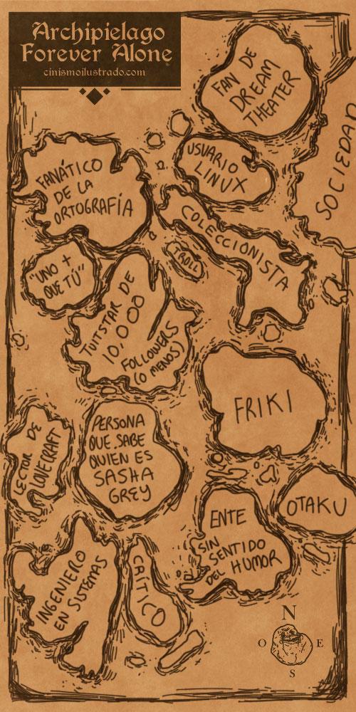 Forever Alone Archipelago