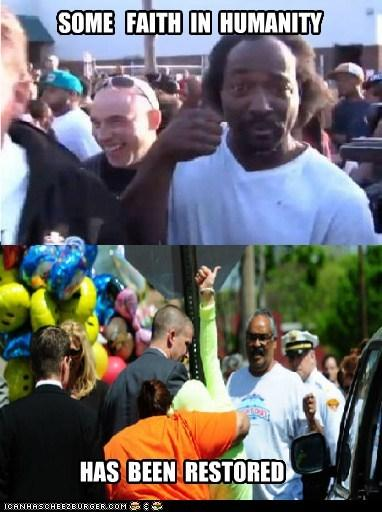 Tribute to the courage of Amanda Berry, Gina DeJesus, Michelle Knight, and Charles Ramsey