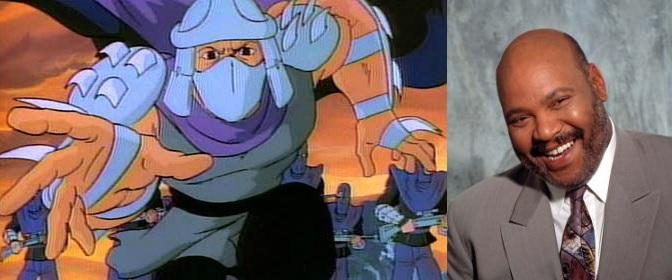 Uncle Phil Voiced Shredder