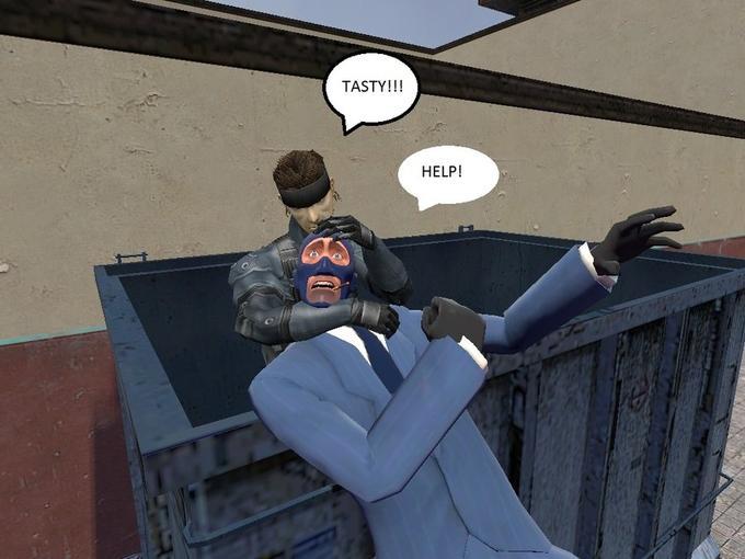 Sorry Spy fans...
