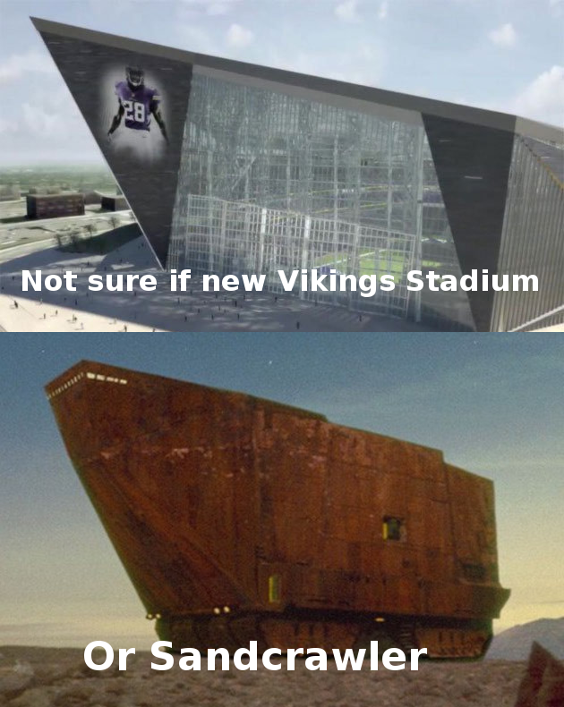 Not sure if Stadium or Sand Crawler